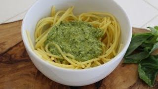 Fresh Basil Pesto : The Best Pesto Recipe You'll Ever Try
