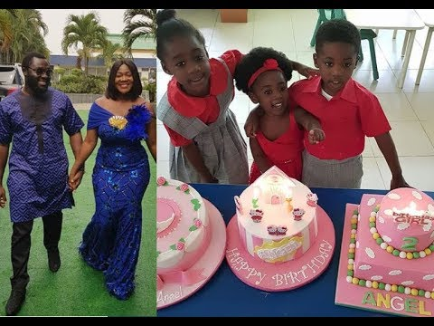 Mercy Johnson Shares Lovely Photos As Her Daughter ANGEL Turns 2
