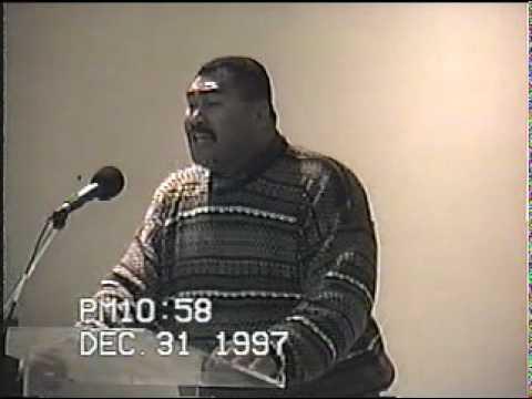 Tonga Assembly of God, U.S.A - 1997 Faka'osita'u (Fika 6) - Siosaia Vake (Konga 2)