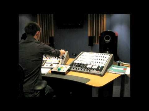 Scorn - wee DJs remix, mastering session