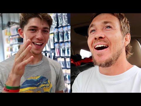 Island Fishing N Camping Ft Jon B & Briggsy
