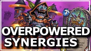 Hearthstone - Best of Overpowered Synergies