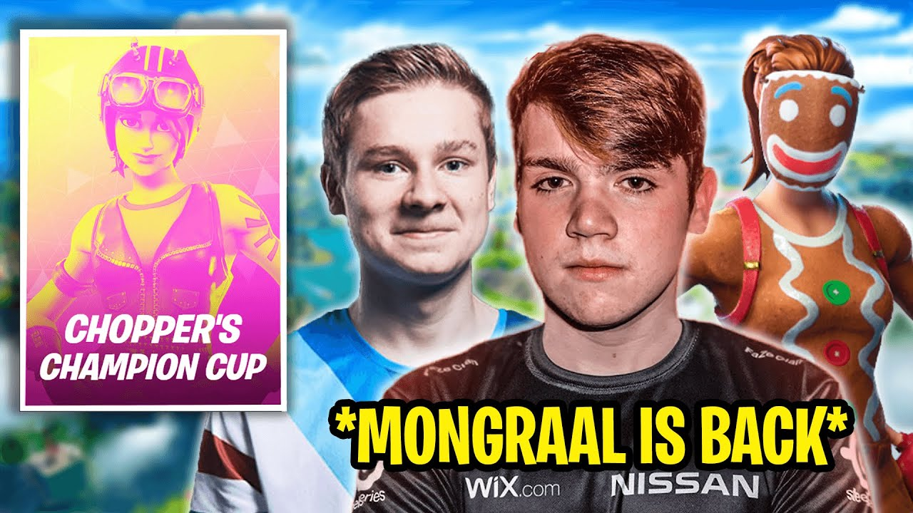 Mongraal, Mitr0 and E11 Tayson Dominating Trio Cash Cup! - Mongraal Is Back