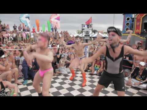 The Secret Garden Party 2016: The Dance-Off