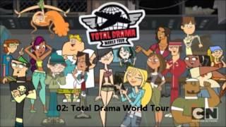 Top 5 Total Drama seasons (In my opinion)