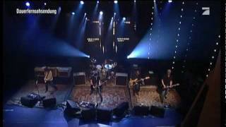 Foo Fighters - Everlong (Live bei TV total 14.06.2011)
