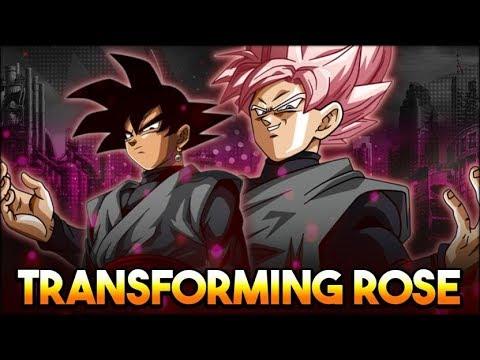 MASSIVE HYPE OVERLOAD! BRAND NEW TRANSFORMING GOKU BLACK ANNOUNCED! (DBZ: Dokkan Battle)