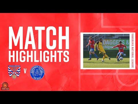 Dagenham & Red. Aldershot Goals And Highlights