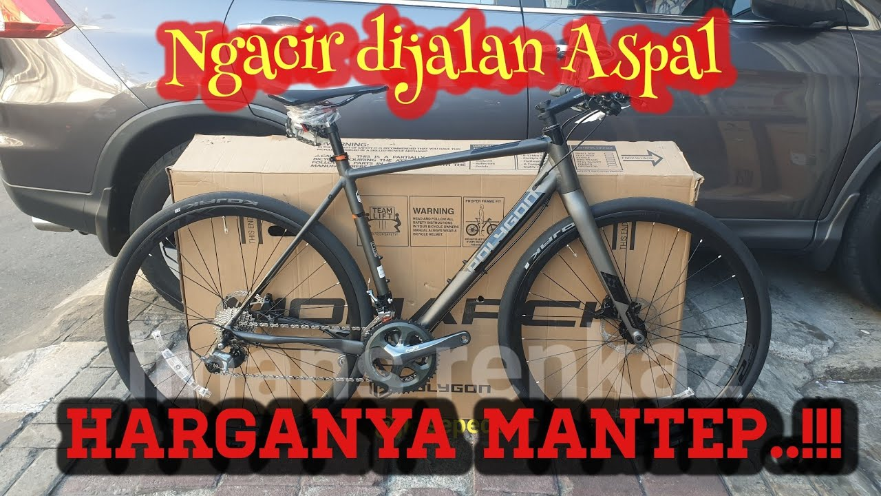 Sepeda Urban Sport Polygon Bend FX4 | Hybrid bike masa