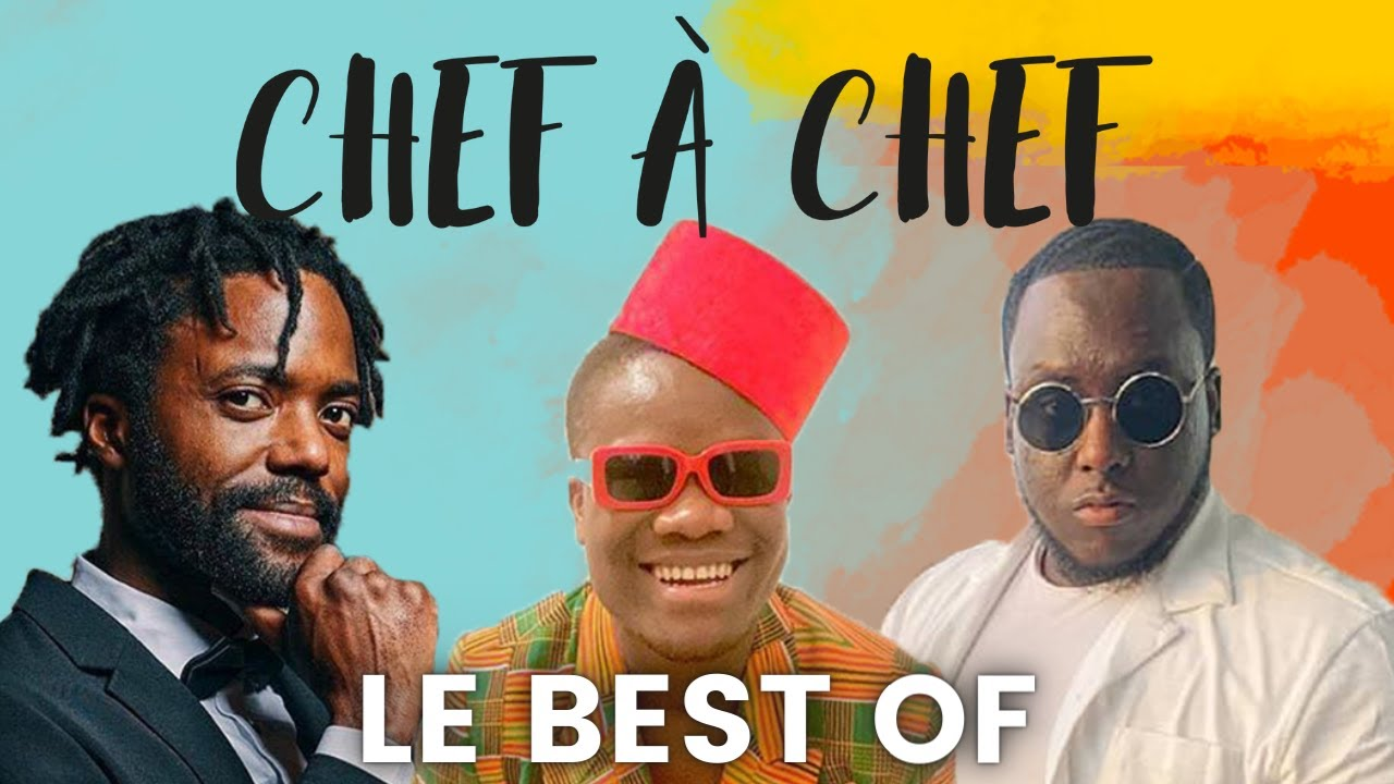 CHEF A CHEF - LE BEST OF