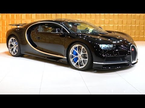 Bugatti Chiron (2019) – The Most Beautiful Hypercar!