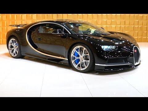Bugatti Chiron (2019) – The Most Beautiful Hypercar!