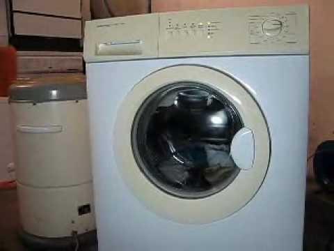 video privileg classic 3820 waschmaschine. Black Bedroom Furniture Sets. Home Design Ideas