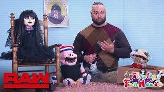 """Bray Wyatt warns of """"stranger danger"""" on """"Firefly Fun House"""": Raw, Sept. 9, 2019"""