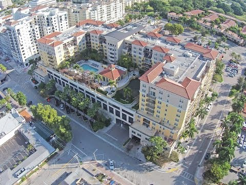 Royal Palm Place:  1 Bedroom Penthouse for Lease
