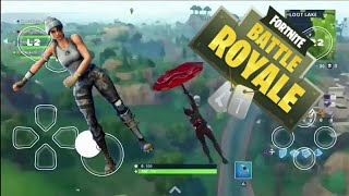 Fortnite Mobile (Android/IOS) Free Download- Gameplay.
