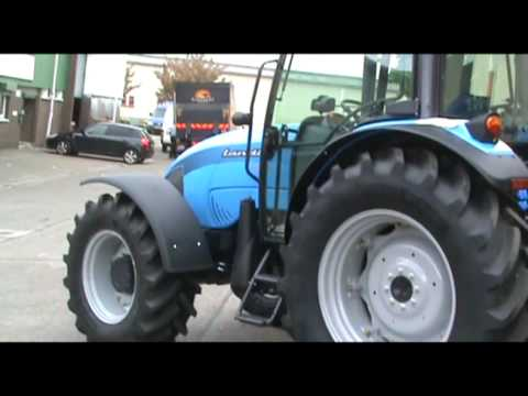 Landini 5H 110 Tractor New Model