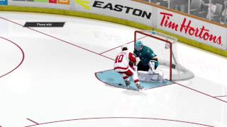 NHL 14: Stanley Cup Champion San Jose Sharks | Shootout