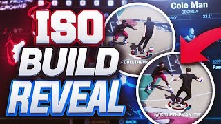 NBA 2K18 UNSTOPPABLE ISO BUILD REVEAL!! NON-STOP ANKLE BREAKERS & CONTACT DUNKS! BEST PG BUILD 2K18!
