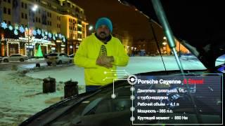 """Porsche Cayenne S Diesel, """"Моторы"""" выпуск 174"""
