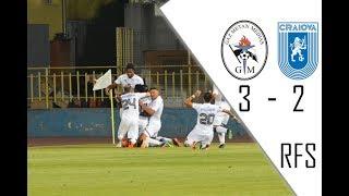 Gaz Metan - Craiova [3-2] - REZUMAT HD - Meci spectaculos cu 4 penalty-uri la Mediaș