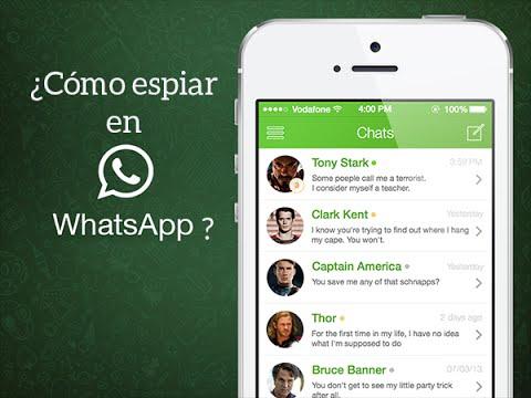 Como Conseguir el Chat de Otra Persona en WhatsApp (Sin Aplicaciones)