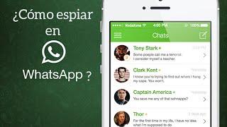 Como Conseguir el Chat de Otra Persona en WhatsApp (Sin Aplicaciones) thumbnail