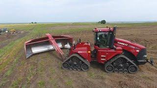 Hem Güçlü Hem Hızlı Traktör - Case IH Steiger 600 QuadTrac