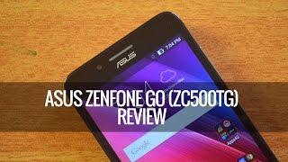 ASUS Zenfone Go (ZC500TG) Review