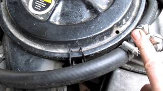 видео Регулировка газового оборудования на карбюраторном двигателе