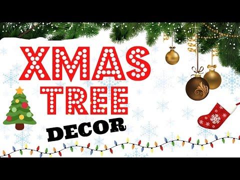 Christmas Tree Decor | Musical Montage