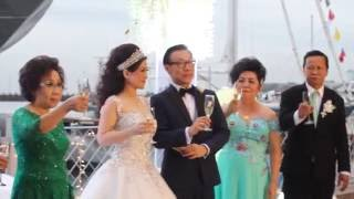 MC Fanny & Erwin by Starlight Entertainment | Wedding Jakarta