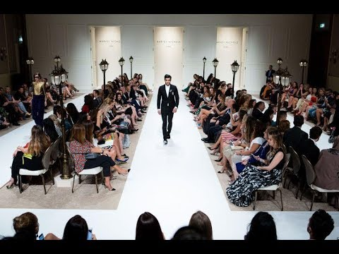 Harvey Nichols AW16 fashion show