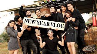 NEW YEAR VLOG ❤️ | ARSHFAM