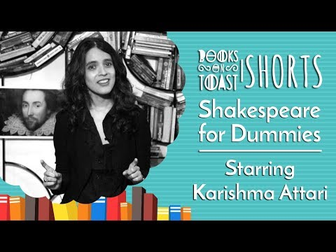 BoTShorts #7 - Shakespeare For Dummies by Karishma Attari