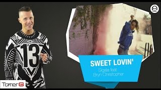 Tomer G Pick 34 @ Clubbing TV Top20 |  Sigala – Sweet Lovin