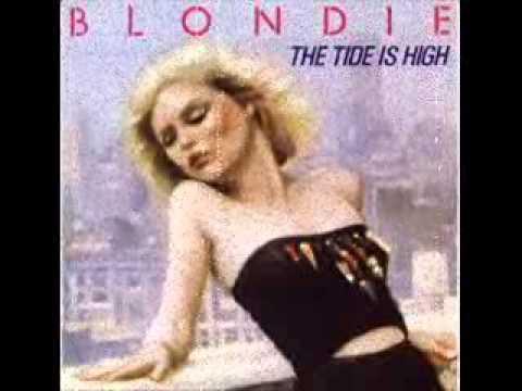 BLONDIE - The Tide Is High (DJ M FLASH REMIX)