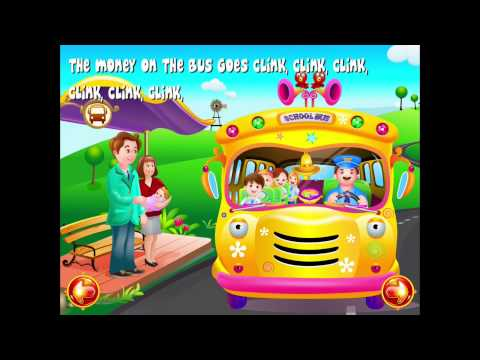 The Wheels On The Bus | Sing Along | TabTale