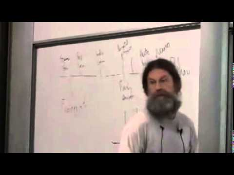 Robert Sapolsky - Early life experience and sexuality