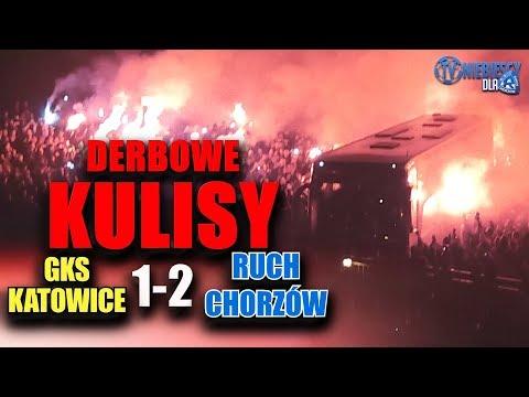 DERBOWE KULISY: GKS Katowice 1-2 Ruch Chorzów (22.10.2017 r.)