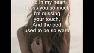 Leona Lewis-Homeless (with lyrics)