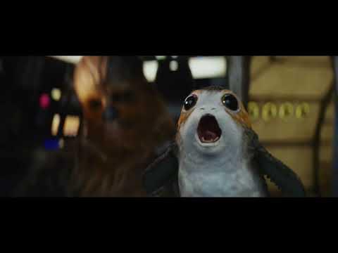 """""""ThatPieceOfJunk"""" Falcon  - The Last Jedi -"""