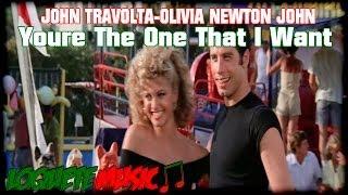 You're The One That I Want John Travolta & Olivia Newton John  Loquetemusic♫