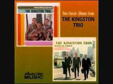 Kingston Trio-Walkin' This Road to My Town