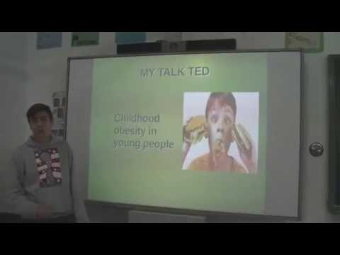 """TED Ed Club I.E.S. San José: """"The influence of Sport in society"""" by Pablo Morales"""