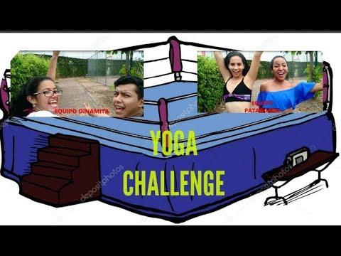 YOGA CHALLENGE EN LA PISCINA || FT. AMIGOS DEL BALLET