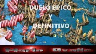 DUELO EPICO Y DEFINITIVO DE LA GRAN FINAL VIPER+DAUT VS NICOV+TATOH