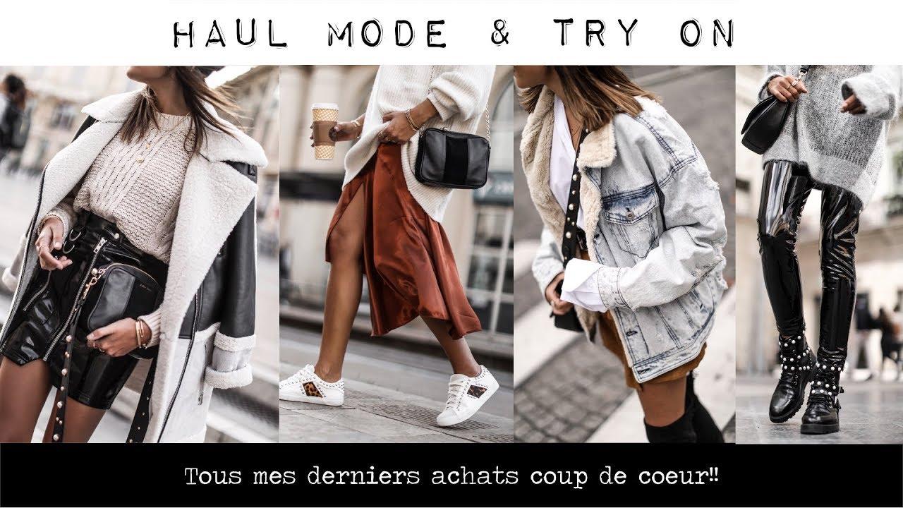 De Try On Coup 2017 Mes Tous Haul Derniers Octobre Modeamp; Achats ulFcJTK13