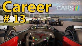 Project CARS Gameplay PC : Formula B Career TrackIR Laguna Seca 1080p 60fps Helmet Cam 1/2