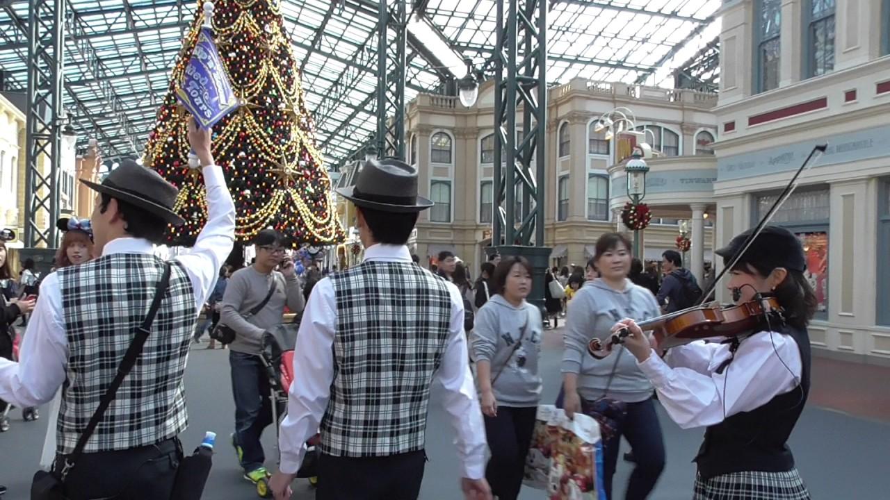 ジップンズーム・ガイドツアーと巡るクリスマスディズニー - youtube